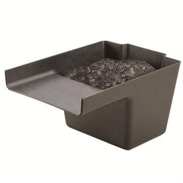 Danner proline pro1000 waterfall box with biomatrix bfg for Large pond filter box